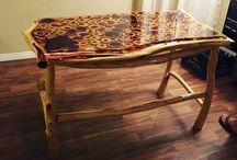IBCarvings / Custom wood crafted furniture