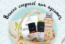 Fabriquez ses soins du corps / Baumes à lèvres, beurres corporels... comment les fabriquez chez soi avec des produits naturels ?