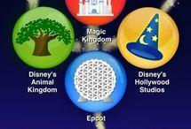 Disney World, Land & Cruise / by Missy Hodges