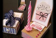 Geburtstagskarten / Birthday Cards