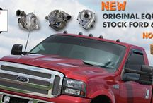 Garrett Turbos / Garrett Turbos has created a special program to notify 2003-2007 Ford owners of the long terms consequences and problematic issues with remanufactured and rebuilt turbos for the 6.0L Powerstroke trucks.