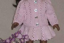dolls knitting