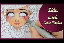 caricaturas y dibujos