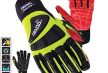 Impact Gloves / Protecting your metacarpal bones in your hands along with your fingertips