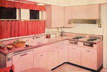 1950s Kitchens