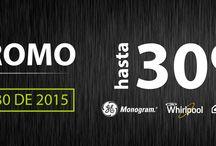 BLACK PROMO / Con descuentos hasta del 30% Promoción válida del 23 al 30 de Noviembre de 2015