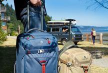 Outdoor Gear Series / Durable and lightweight, the Eagle Creek Outdoor Gear Series is an adventure traveler's dream.