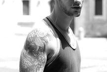 Luke Tattoo Ideas / by Alejandra Broderick