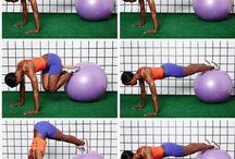 lichamelijke oefeningen
