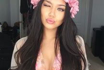 ✿ Flower Crown  ✿ / It´s all about #Hair  #Accessories - Flower Crown