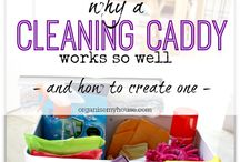 Cleaning // Making Cleaning easy / Little tips we love