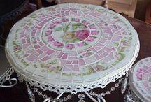 Mozaik table