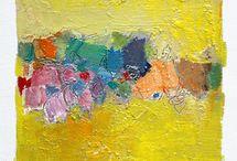 Ponder The Color / Paintings. Ponder the color. / by Carolina Ellis
