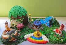 Cakes wot I made