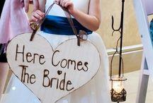 Here Comes The Bride / Si me dieran a elegir entre mi mundo y tú, elegiría mi mundo, porque mi mundo eres tú…