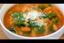 Clean Eating Soups, Chilis, & Stews