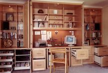 Home office (interior) ideas / Looking for a home office solution which we can 'hide'.