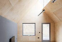 Architectural interest / X