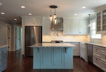 Kitchens / Kitchen remodels and ideas