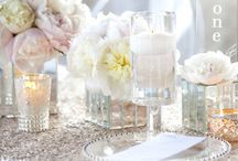 Wedding - Table decorations