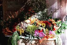 Country Barn Wedding / Some photos of my daughter's flowers for the rehearsal and wedding in Gray Maine at Caswell Farm