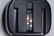 Minolta FS-1200 Flash Shoe Adapter