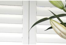 Shutters / See our wide range of made to measure Plantation Shutters. We offer: MDF, MDF plus, WRC, White Teak, ABS and Phoenix harwood