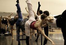 Ballet class / by Eri Shimura