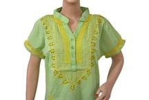 Cotton Tunic Top