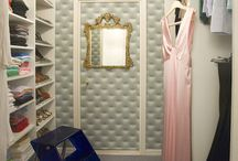 Interiors: Closets & Dressing Rooms / by Stephanie Snyder