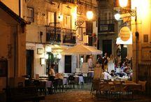 Restaurang i Lissabon