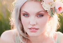 Romantic Bridal Hair & Makeup