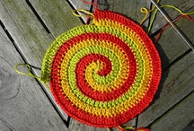 Do. Crochet / ideas and how-to's for crochet projects / by Kathy Golden