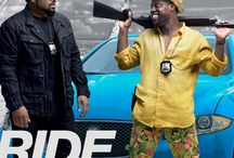Ride Along 2 / Now Playing - Kevin Hart and Ice Cube lead the returning lineup of Ride Along 2, the sequel to the blockbuster action-comedy that gave us the year's most popular comedy duo. Joining Hart and Cube for the next chapter of the series are director Tim Story, as well as Cube's fellow producers—Will Packer, Matt Alvarez and Larry Brezner—who will produce alongside Cube. / by Universal Pictures
