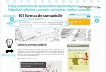 Blog comunicativo / Imágenes relacionadas con el blog 101formasdecomunicar.wordpress.com