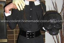 Wednesday Adams Family Costume / Stay in touch on Facebook! https://www.facebook.com/maskerix/