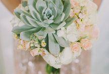 Casamentos: Noivas / Ideias e inspirações para cabelo, make, buquê e claro, vestidos!