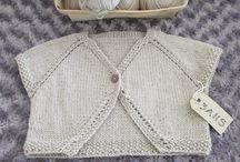 tricots / modèles tricots