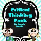 Critical Thinking / by Tina Burns