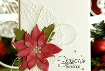 Cards - Christmas / by Valerie Mitchell