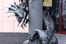 Art - Драконы