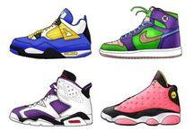 Chaussures de basket-ball