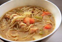 Soups/Stews / by Marianne Reddix