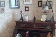 Le petit cabinet de curiosités de Juliette / Quand la collectionite devient art...
