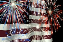 Let Freedom Ring! / 4th of July Independence Day My America! / by Gina Aytman