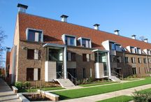 Residential / Individual homes for private clients to sustainable communities for housing associations and developers and student accommodation in rural and urban environments.