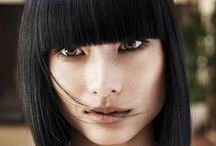 ChEvEux Noirs Longs-Dark Hair Long / Coloration-Haircolor