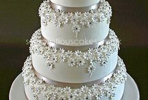 Cakes for nuptials