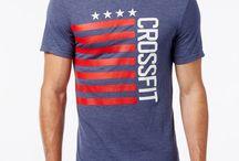 CrossFit mens clothing