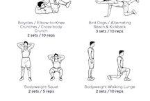 boys workout
